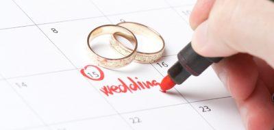 Xem ngày kết hôn theo tuổi vợ chồng