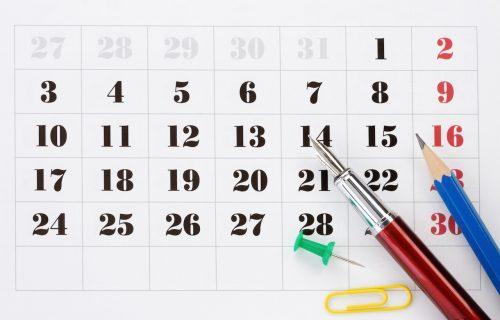 Xem lịch âm hôm nay để thực hiện các công việc được thuận lợi