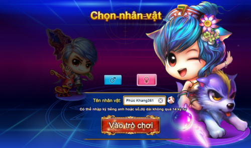 Đặt tên hay cho nhân vật trong game đem lại sự thú vị, hấp dẫn
